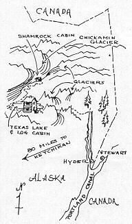 Image Result For Gold Mines In Alaska Map